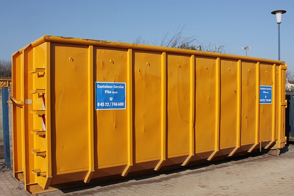 Abrollcontainer bis 30 m³